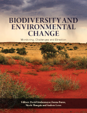 Biodiversity and Environmental Change book cover
